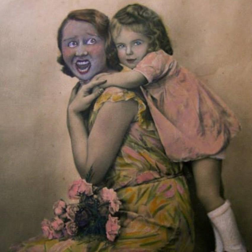 MaThiLdE LeMoNNieR - Bonheur maternel