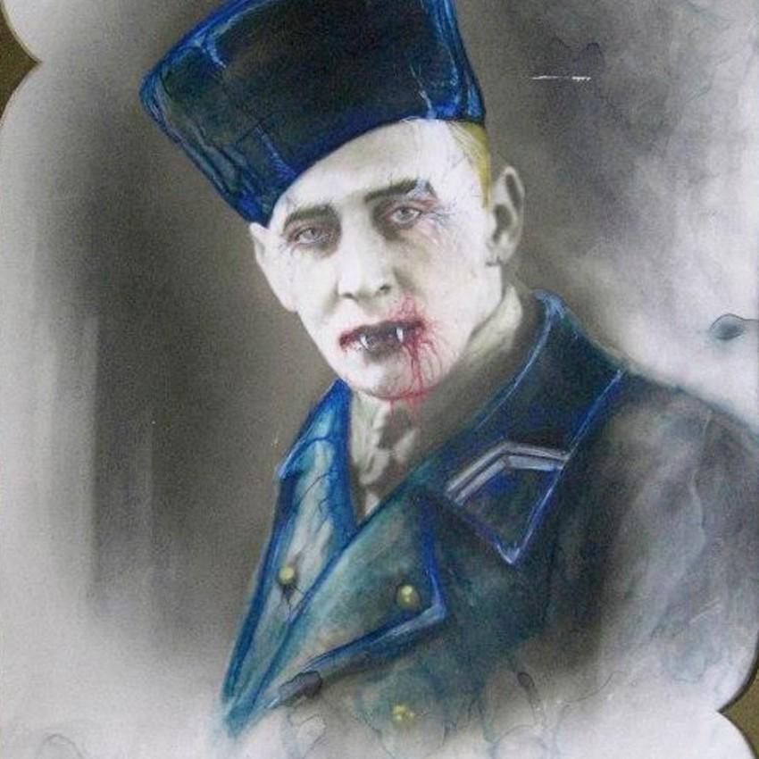 MaThiLdE LeMoNNieR - Colonel vampire