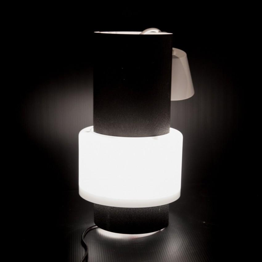 Suspension cylindrique Philips Louis Kalff - Pays Bas