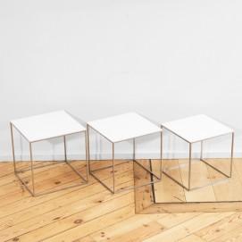 Tables gigognes PK71 - Poul Kjaerholm