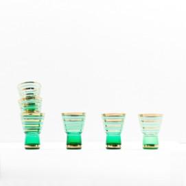 Verres à shot, liqueur/Tasses à ristretto