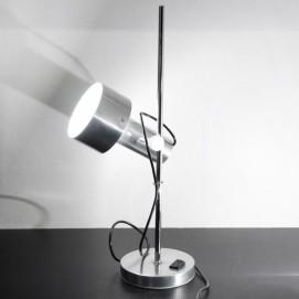 Lampe de bureau en métal - Spot des années 1960 - Delmas