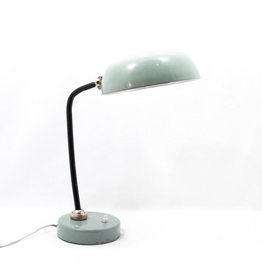 lampe d 39 atelier des ann es 1950. Black Bedroom Furniture Sets. Home Design Ideas