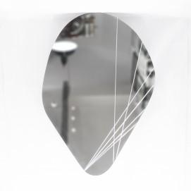 Miroir à accrocher Art déco