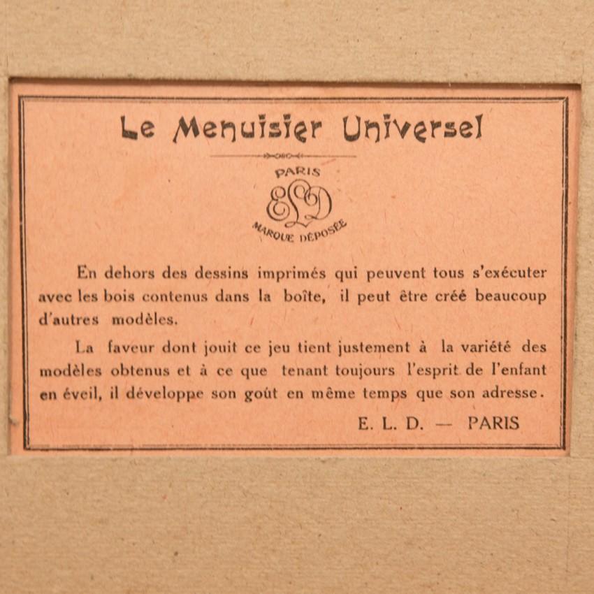 Le menuisier universel