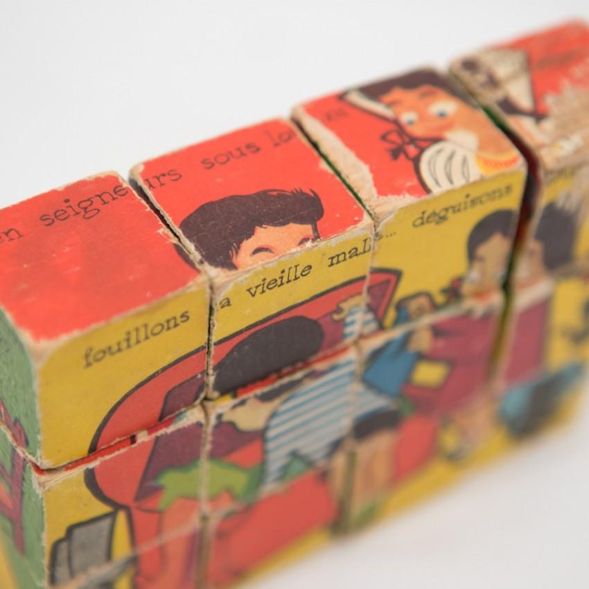 Cubes anciens