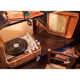 Tourne disque Ducretet Thomson vintage