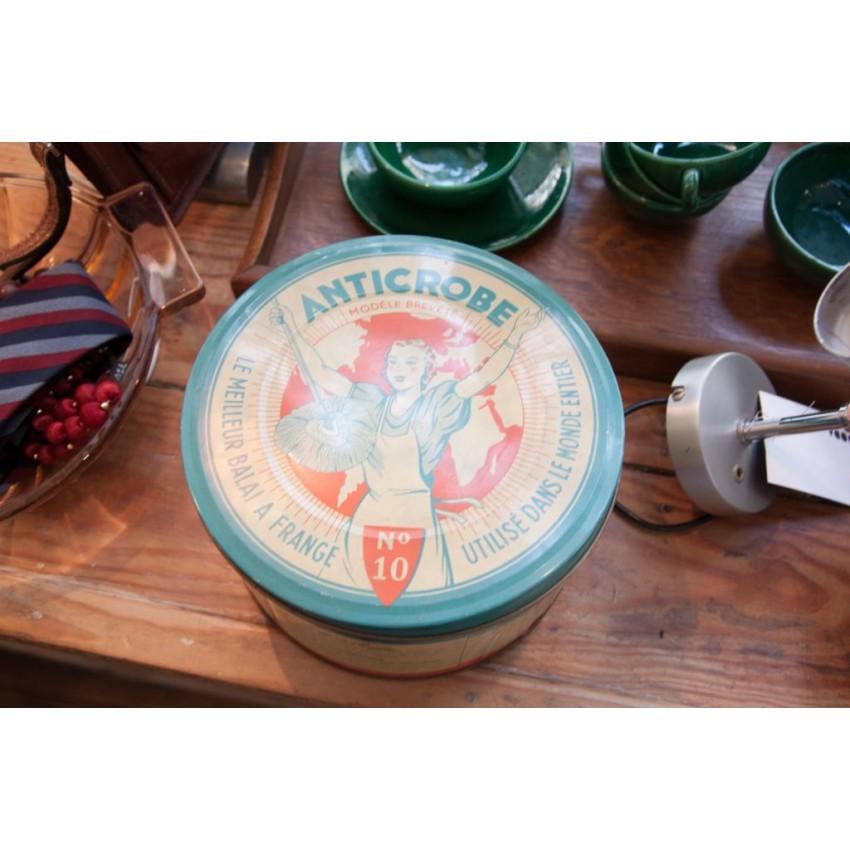 Le balai à franges ANTICROBE - Le meilleur balai à franges ! Fabriqué en France.