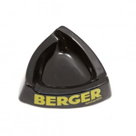 Grand cendrier triangulaire Berger