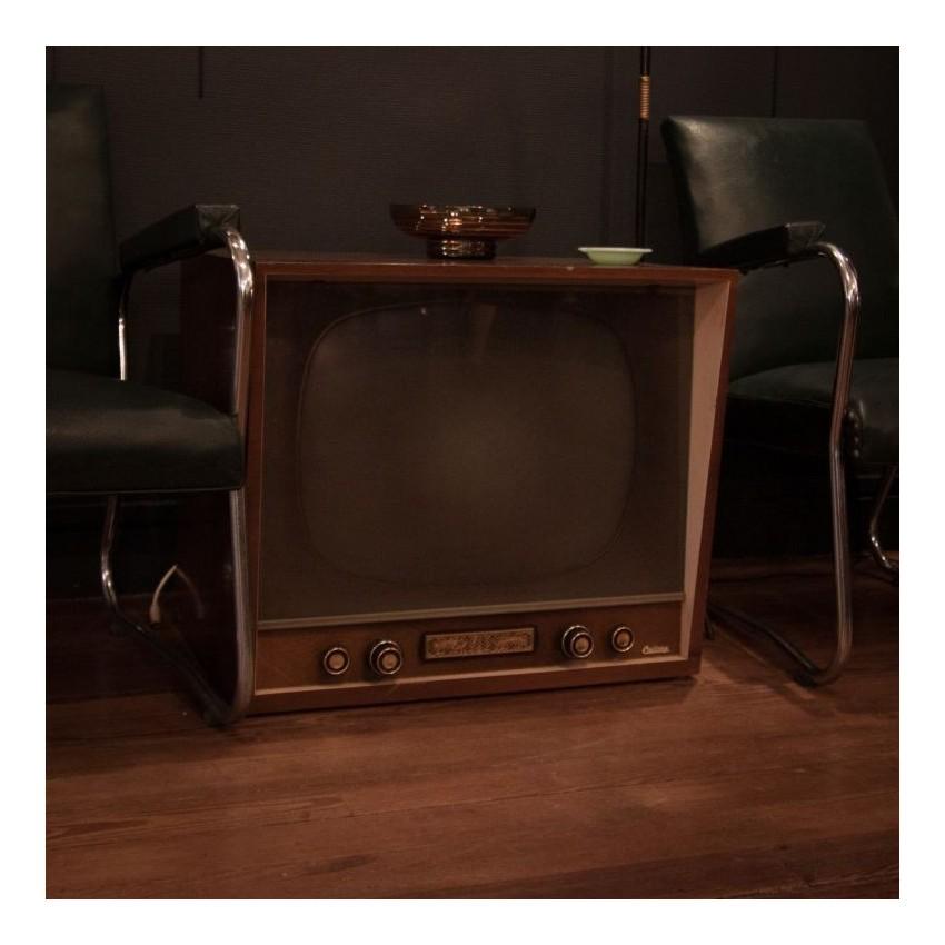 Téléviseur années 50