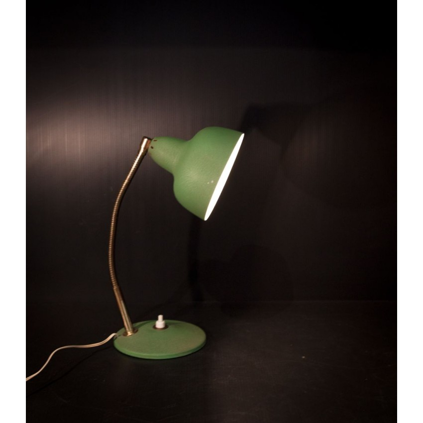 Applique lampe poser aluminor - Lampe de chevet verte ...