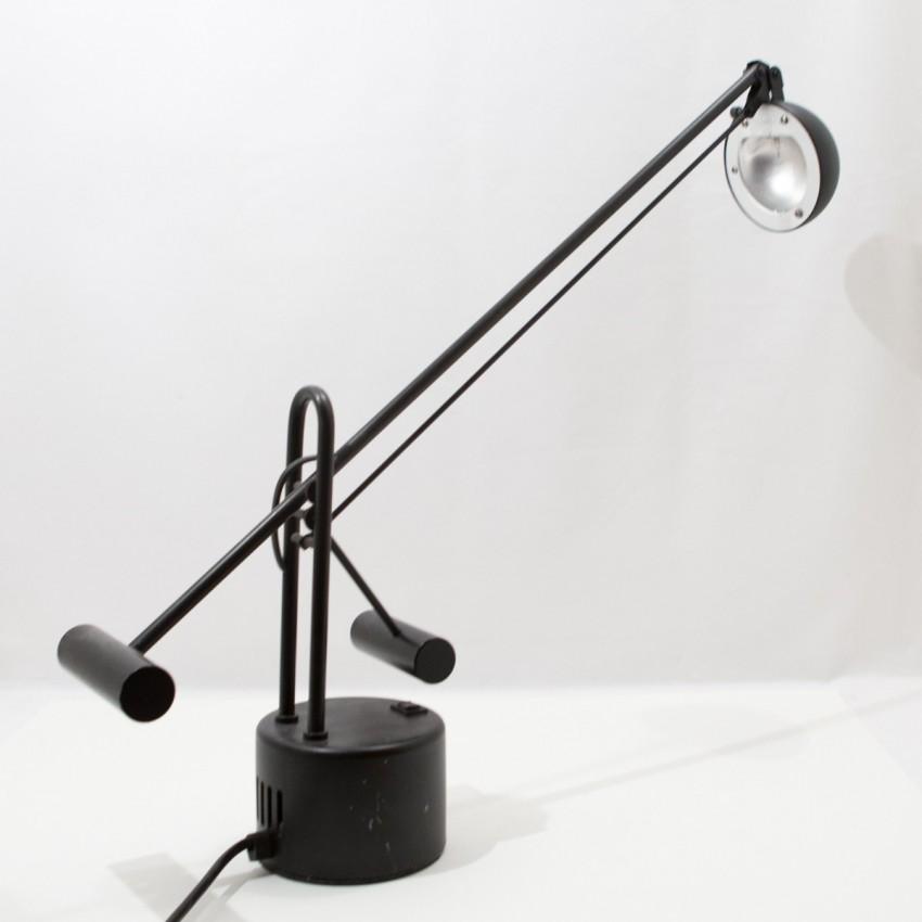 lampe de bureau balancier vintage. Black Bedroom Furniture Sets. Home Design Ideas
