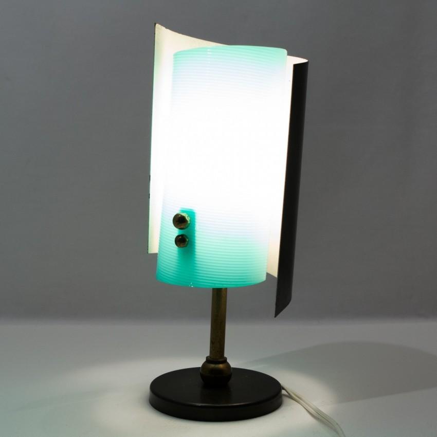 lampe d 39 ambiance moderniste doda de l 39 ordre et de l. Black Bedroom Furniture Sets. Home Design Ideas