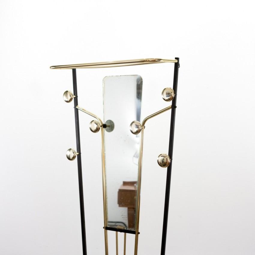 vestiaire noir et dor. Black Bedroom Furniture Sets. Home Design Ideas