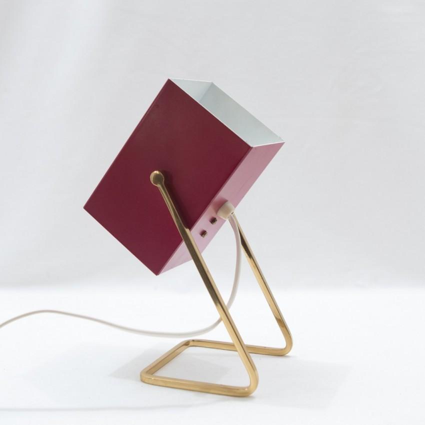 Lampe de chevet en métal et laiton Kaiser 45097