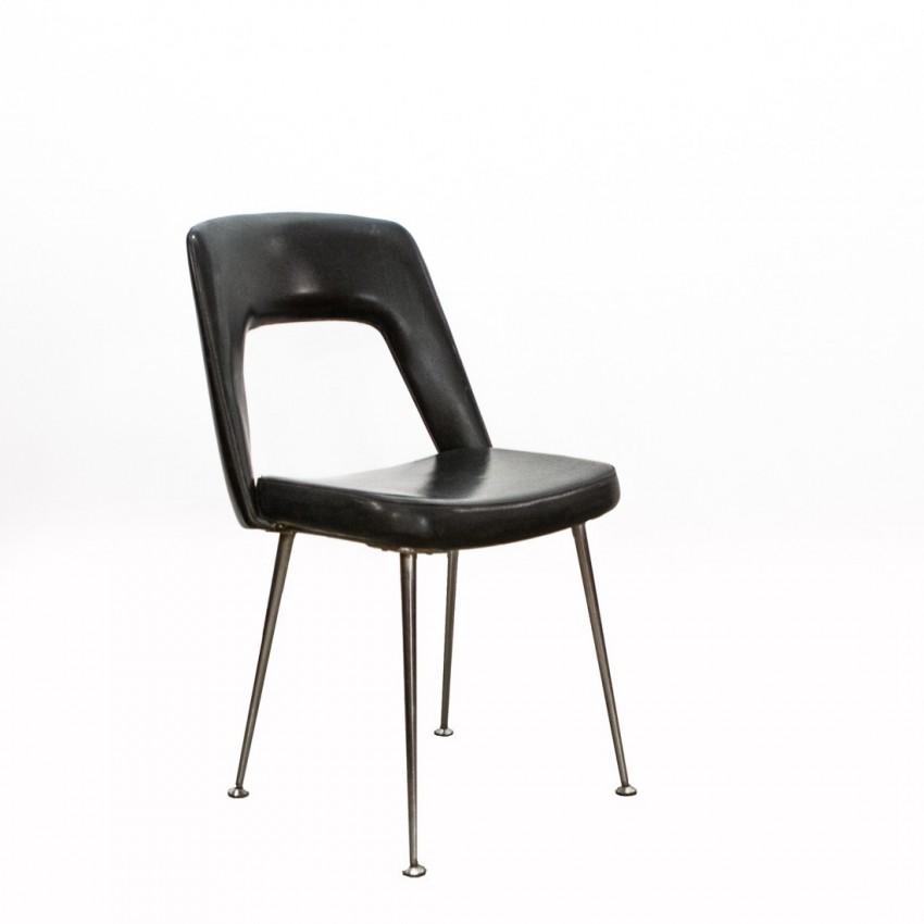 chaise de bureau en ska. Black Bedroom Furniture Sets. Home Design Ideas