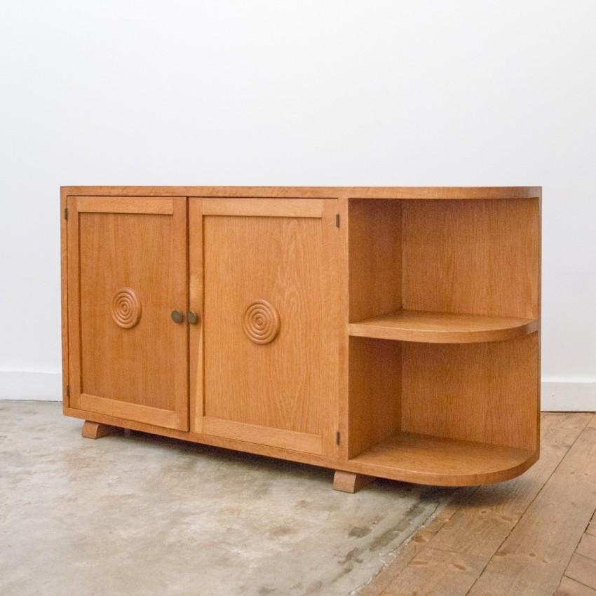 meuble bas en bois. Black Bedroom Furniture Sets. Home Design Ideas