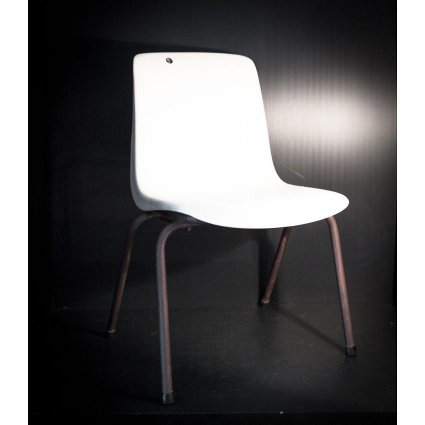 chaise enfant grosfillex vintage. Black Bedroom Furniture Sets. Home Design Ideas