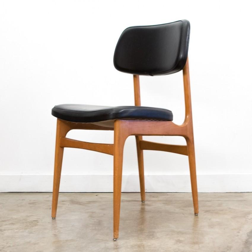 chaise stella bois et ska. Black Bedroom Furniture Sets. Home Design Ideas