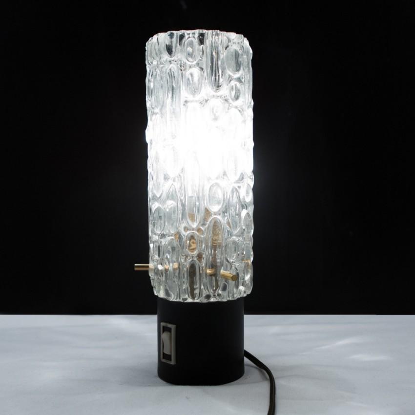 Lampe cylindrique mobile Jean Gandelin
