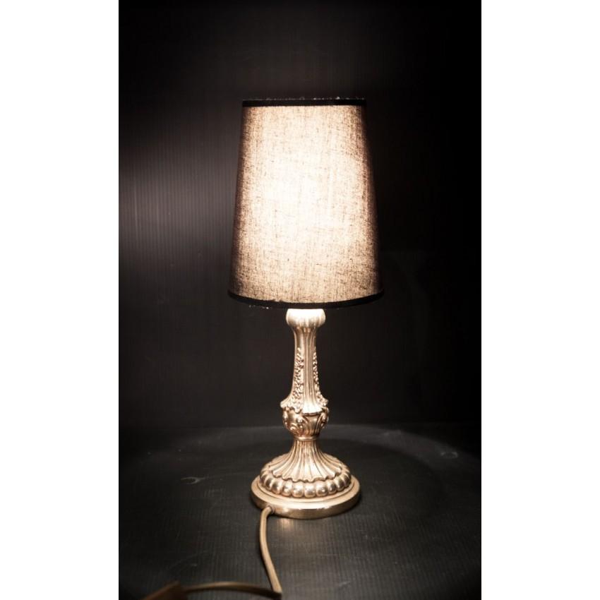 Lampe en bronze