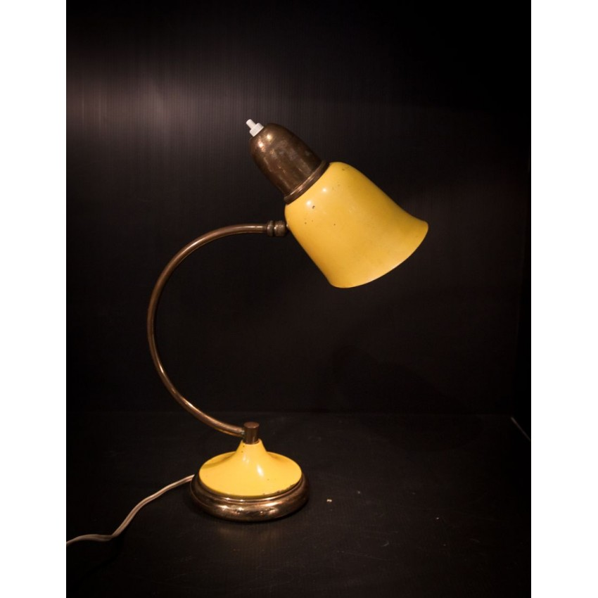 Lampe de bureau art d co for Lampe de bureau retro