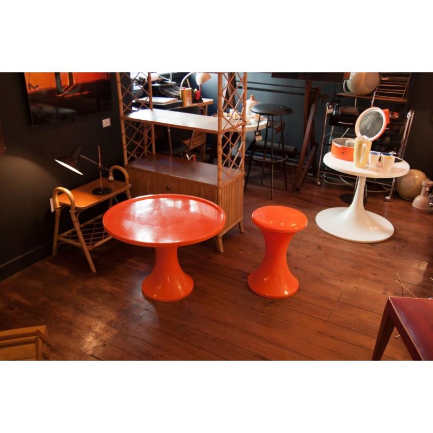 ensemble tam tam d 39 henry massonet pour stamp en 1968. Black Bedroom Furniture Sets. Home Design Ideas