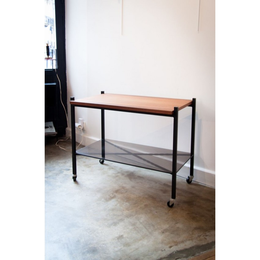 Table d 39 appoint roulante table basse for Table basse d appoint