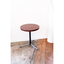 Table bistrot vintage
