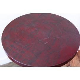 Table bistrot vintage