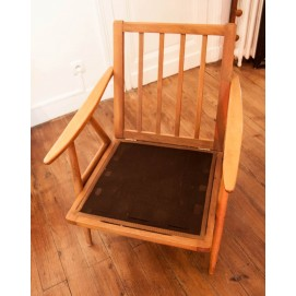 Paire de fauteuils THONET