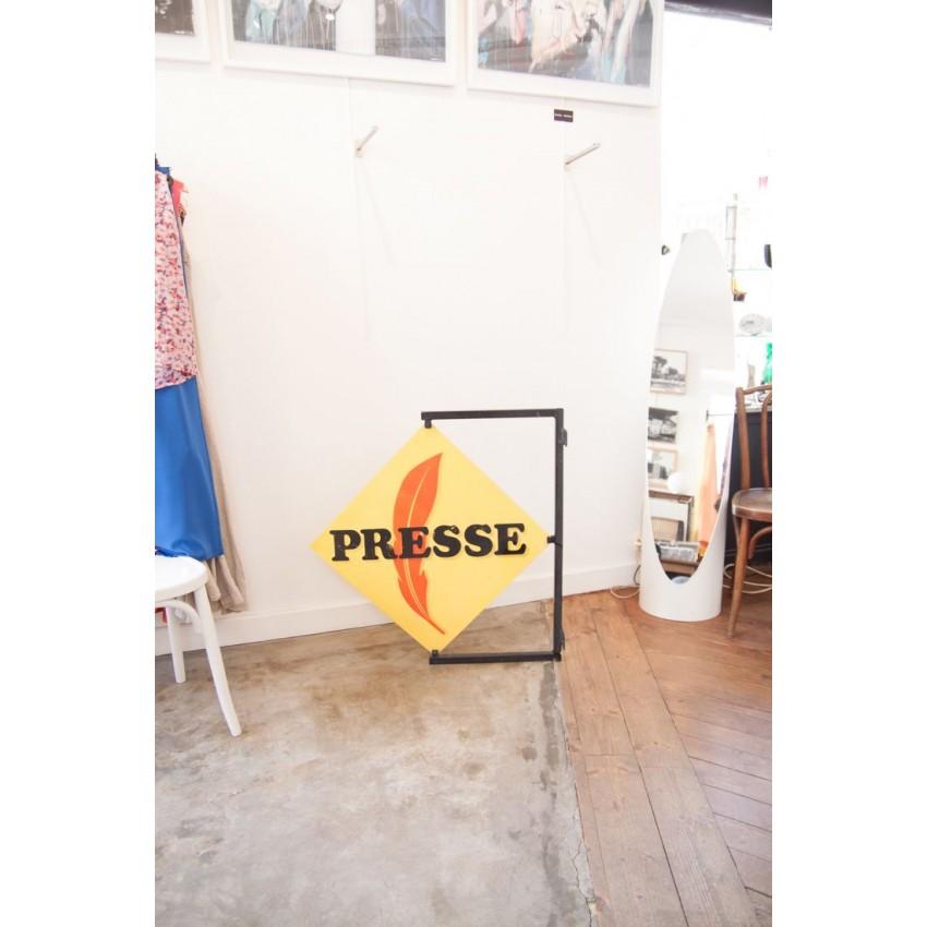 Enseigne Presse vintage