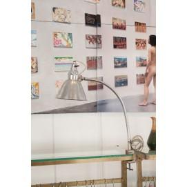 Lampe d'atelier étau flexible Jumo