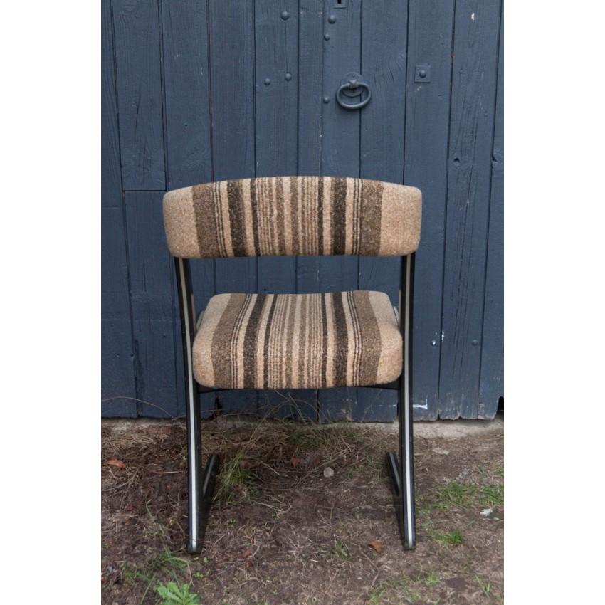 Chaises vintage Manufrance