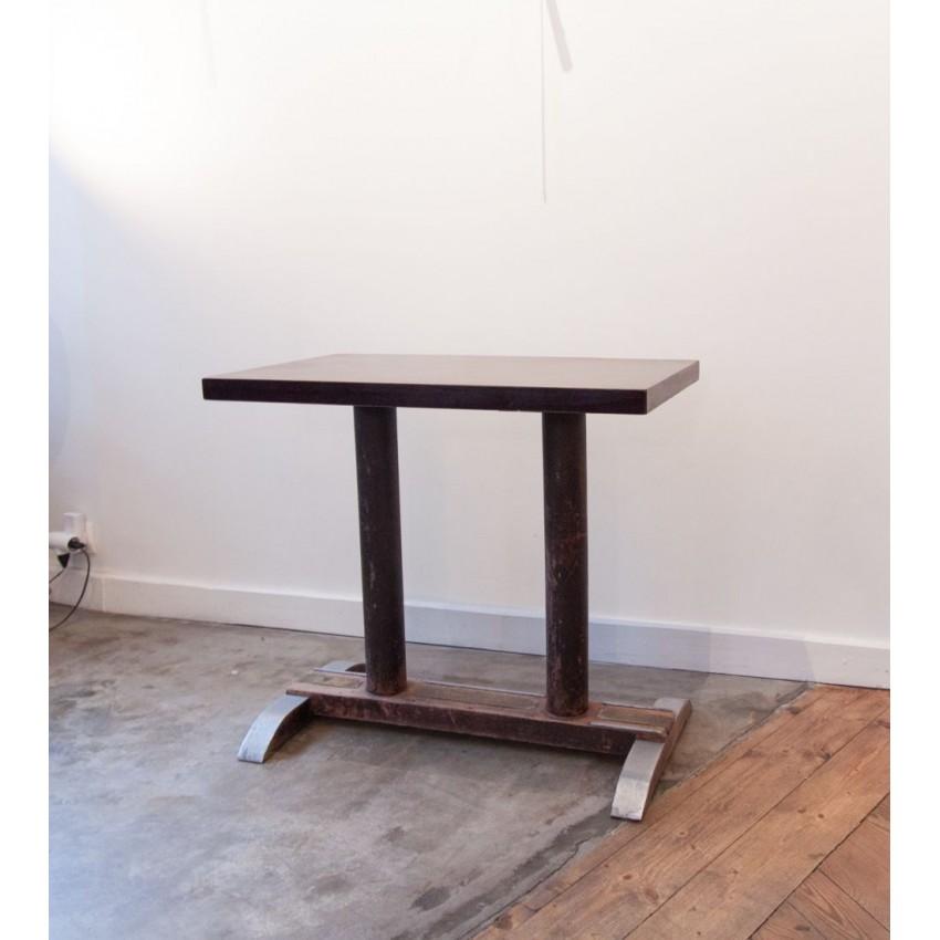 Table de bistrot vintage - Art déco