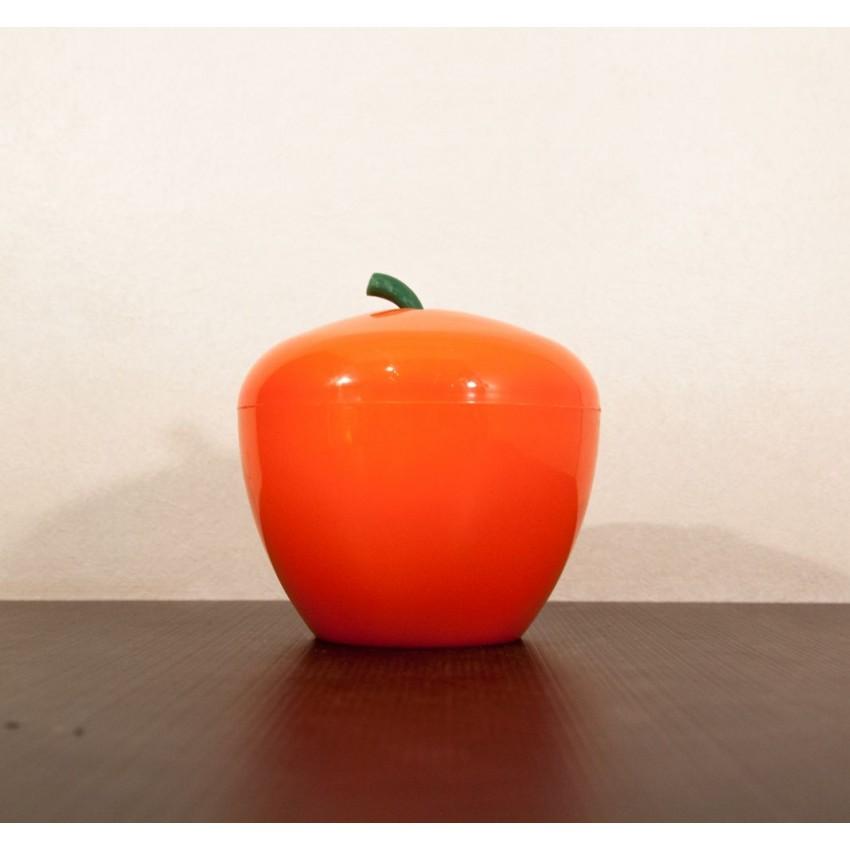 Seau à glace pomme - orange