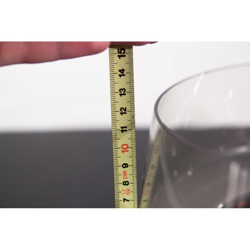 Saladier vintage en verre