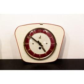 Horloge JAZ en formica - Vintage