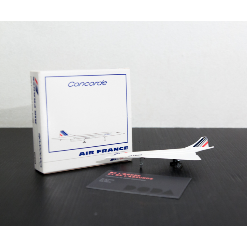 Concorde - Air France - Miniature Schabak vintage 1:600