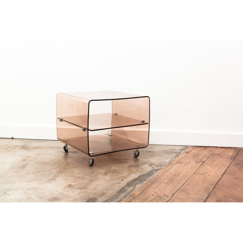 Table basse en plexiglas maison design - Table basse en plexi ...