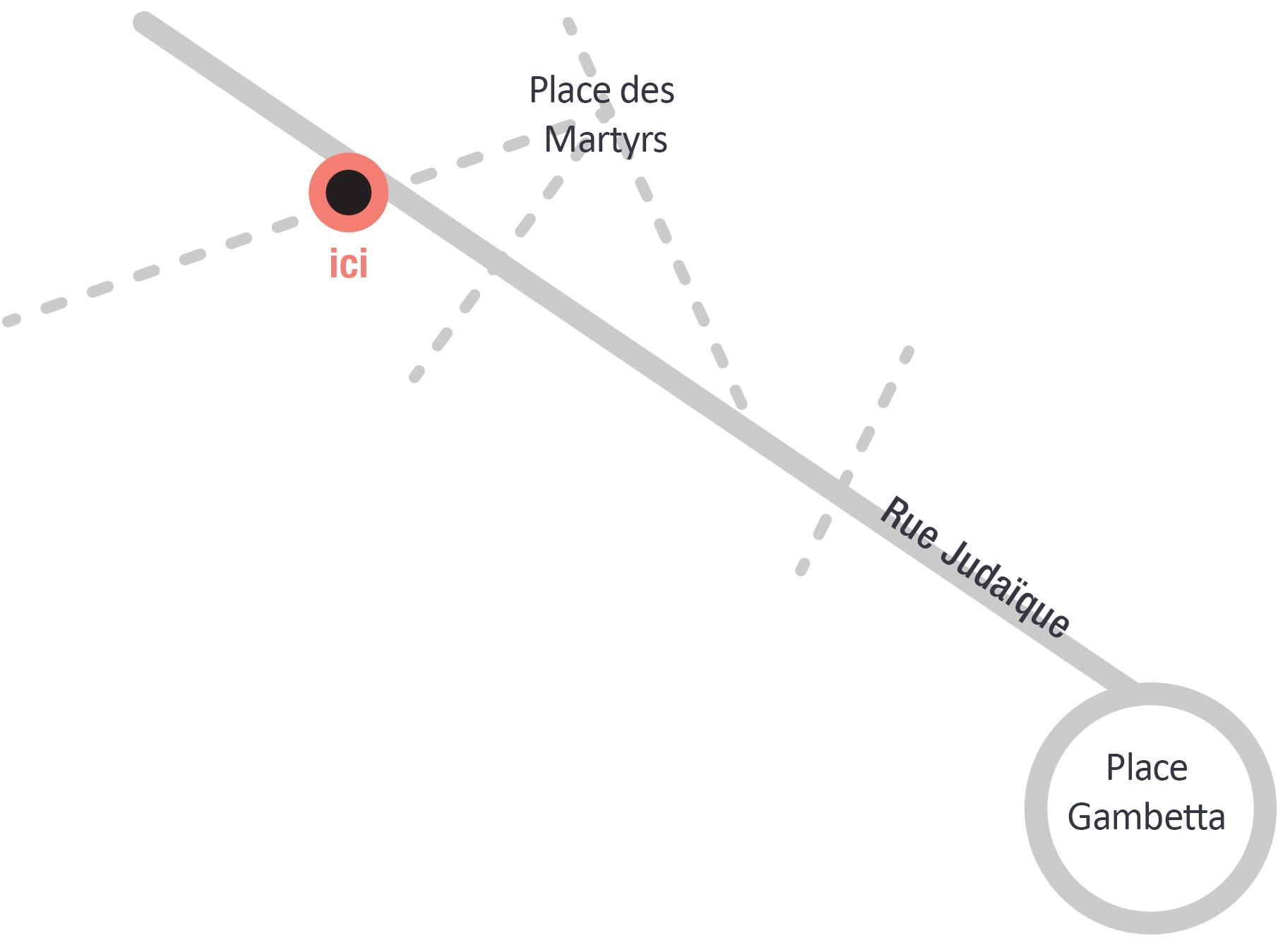 Adresse et Plan DODA à Bordeaux