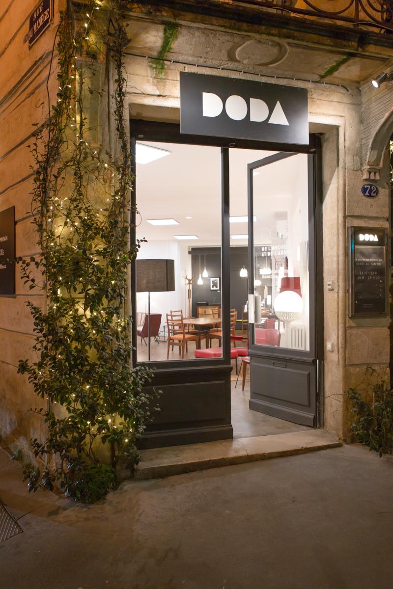 Boutique design vintage et brocante 20e siècle à Bordeaux