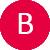 Logo Tram B - Bordeaeaux